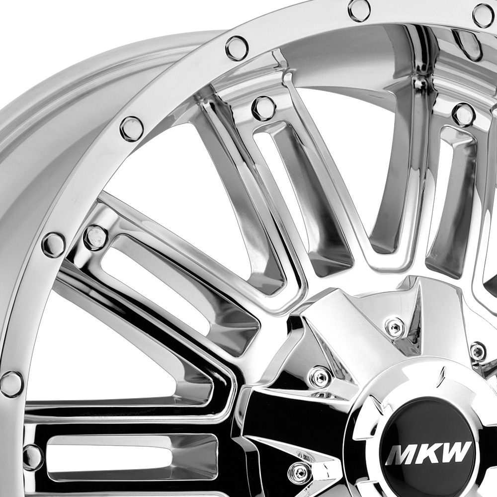 MKW OFF-ROAD M80 Chrome