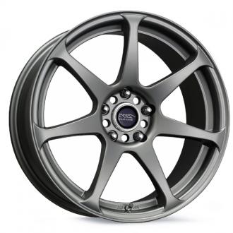 MB-Wheels - Battle Matte Silver