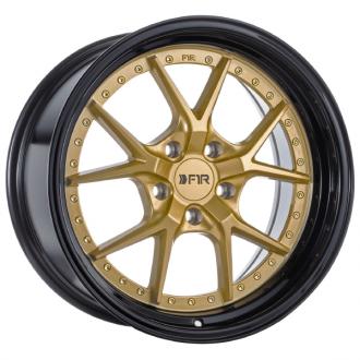 F1R - F105 Gold with Black Lip
