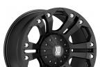 KMC XD SERIES XD778 MONSTER Matte Black