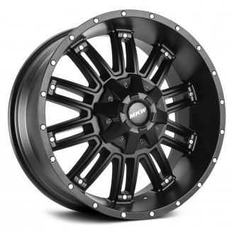 MKW OFF-ROAD - M80 Satin Black