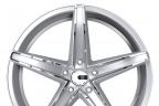 XO LUXURY ST. THOMAS Chromed Silver