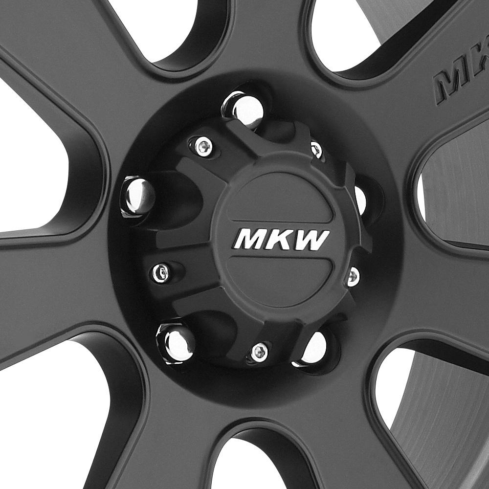 MKW OFF-ROAD M90 Satin Black
