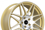 ADVANTI RACING CLASSE Gold with Machined Face