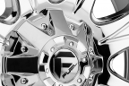 FUEL THROTTLE Chrome PVD
