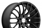MRR HR6 Matte Black