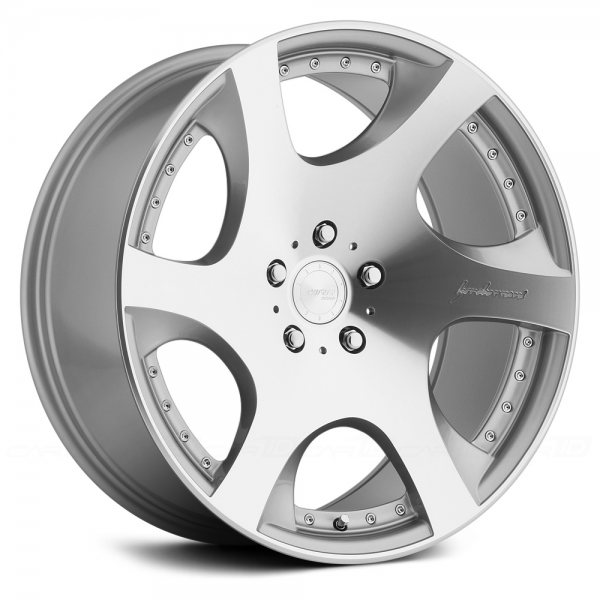 MRR VP3 Silver with Machined Face