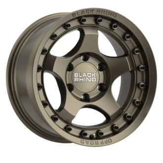 BLACK RHINO - BANTAM Bronze
