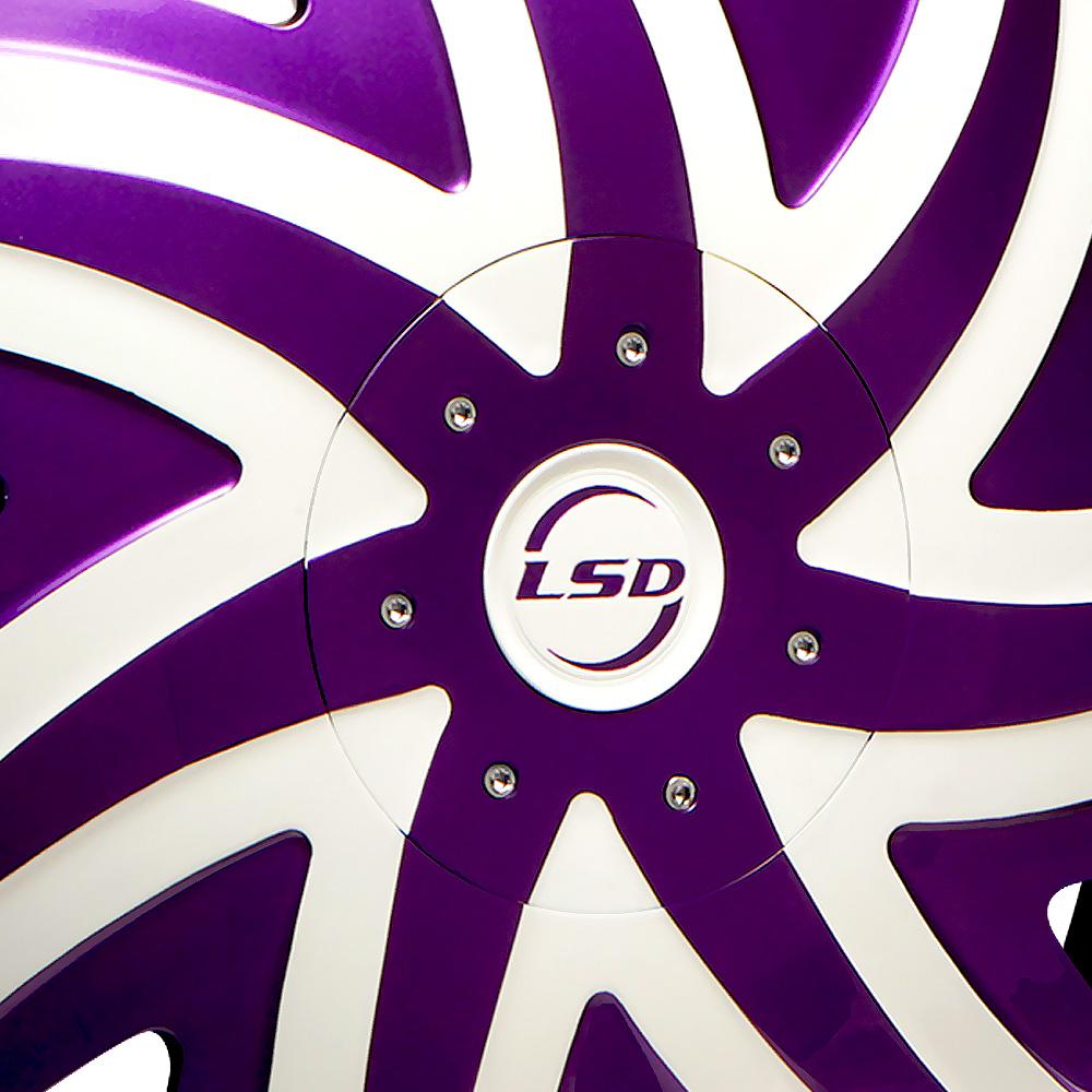 LEXANI FORGED LSD-3 Custom