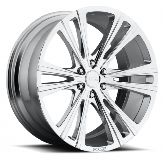 FOOSE - WEDGE Chrome