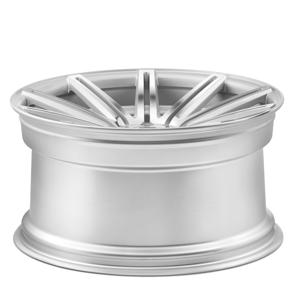 VOSSEN CV4 Silver Polished