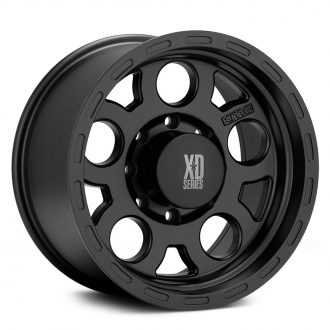 XD SERIES - ENDURO Matte Black