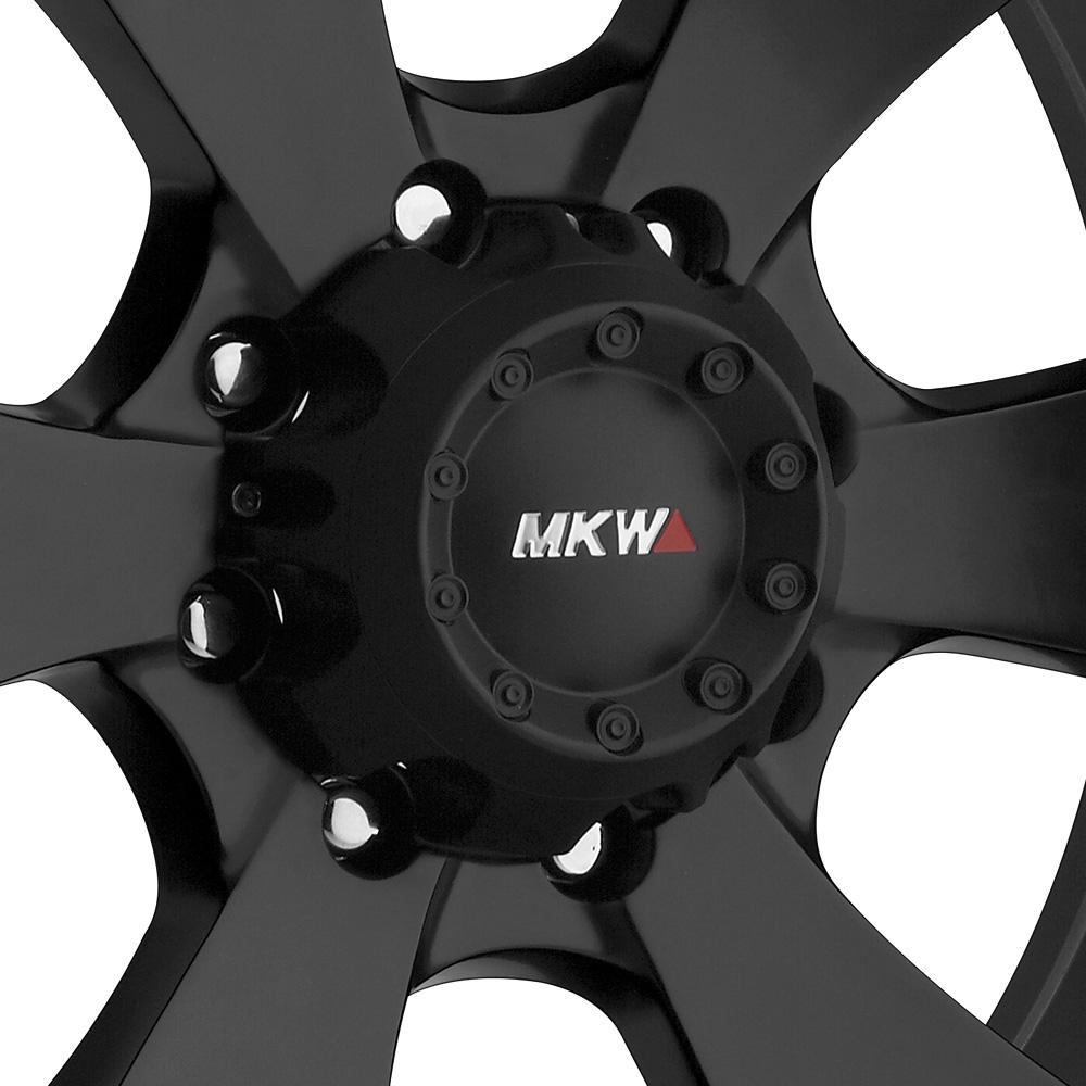 MKW OFF-ROAD M19 Satin Black