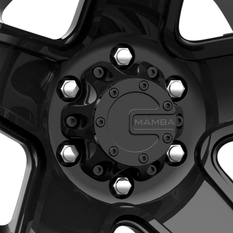 MAMBA M13X Matte Black