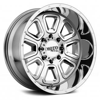 MOTO METAL - MO972 Bright PVD