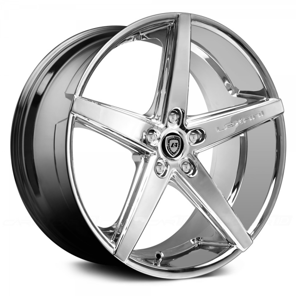 LEXANI R-FOUR Chrome with Exposed Lugs