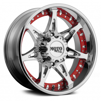 MOTO METAL - MO961 Chrome