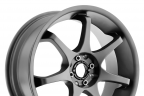 MOTEGI RACING MR125 Titanium Gray