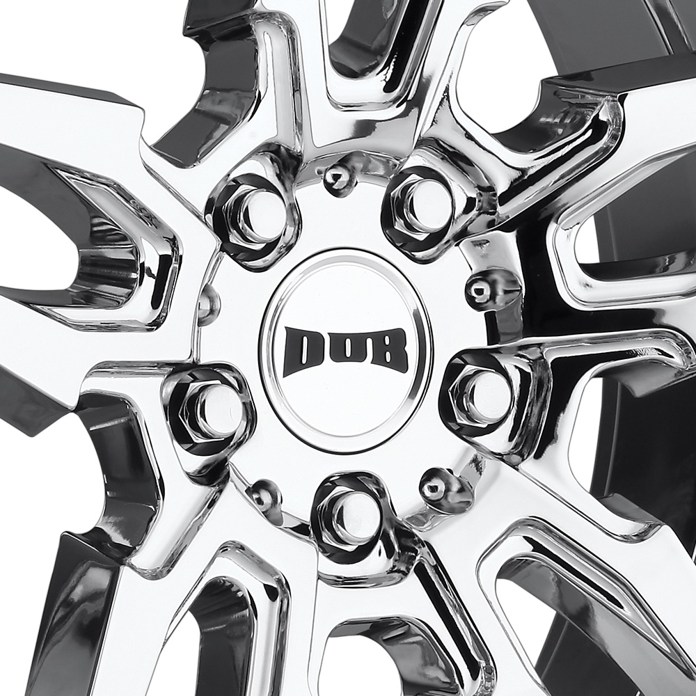 DUB ATTACK 5 Chrome
