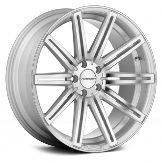 VOSSEN - CV4 Silver Polished