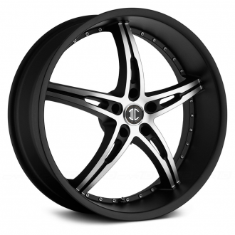 2 CRAVE - NO.14 Satin Black with Machined Face