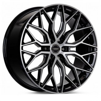 VOSSEN - HF6-3 Tinted Gloss Black