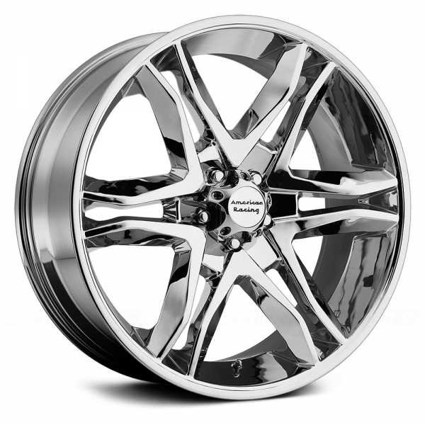 AMERICAN RACING AR893 MAINLINE Chrome