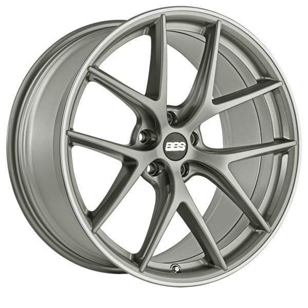 BBS CI-R Platinum Silver