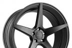 VELGEN Classic5 Matte Gunmetal