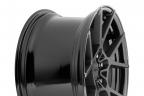ROTIFORM KPS Matte Black Face w/ Gloss Black Windows