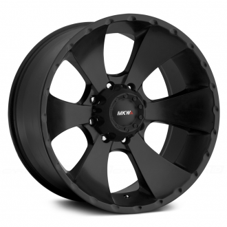 MKW OFF-ROAD - M19 Satin Black