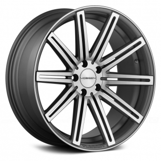 VOSSEN - CV4 Matte Graphite Machined