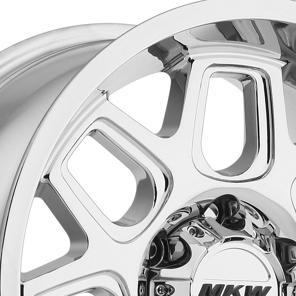 MKW OFF-ROAD M92 Chrome