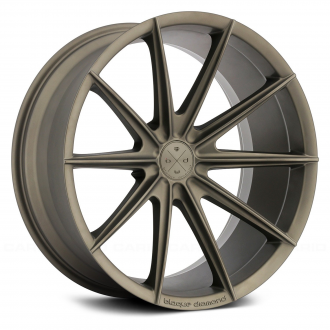 BLAQUE DIAMOND - BD-11 Antique Matte Bronze