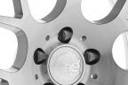 AVANT GARDE M610 Brushed Liquid Silver