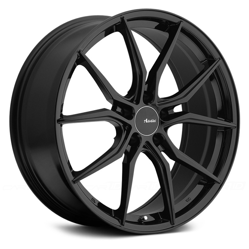 ADVANTI RACING HYBRIS Gloss Black