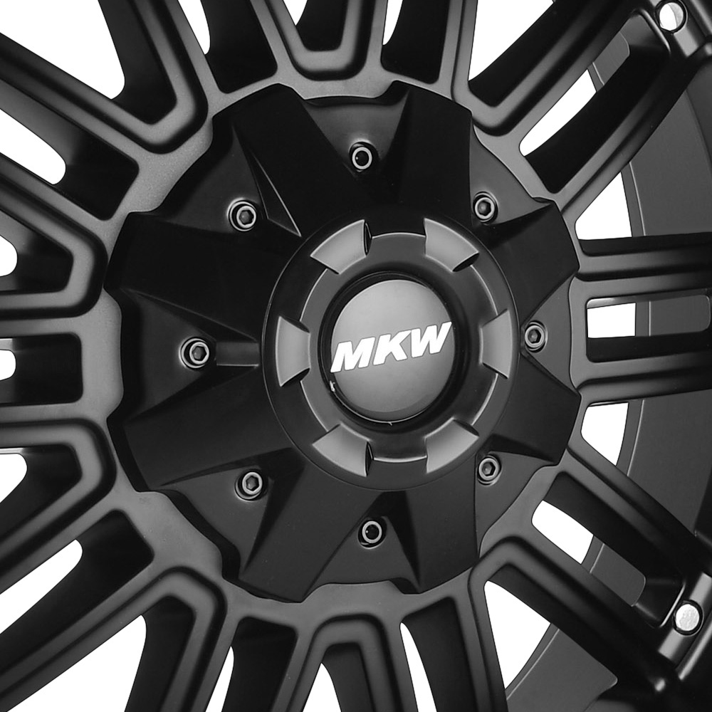 MKW OFF-ROAD M80 Satin Black