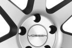 VOSSEN CV7 Matte Graphite Machined