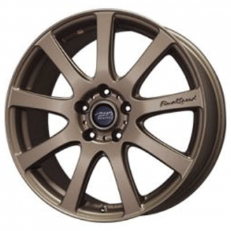 MB_Wheels - Speed Matte Bronze