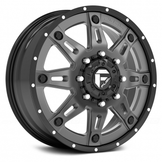 FUEL - HOSTAGE II DUALLIE 2PC Gloss Black with Antracite Center