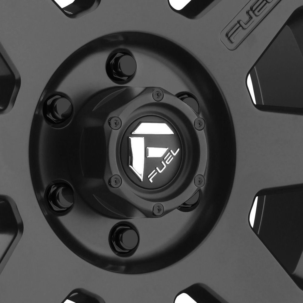 FUEL SUMMIT Matte Black