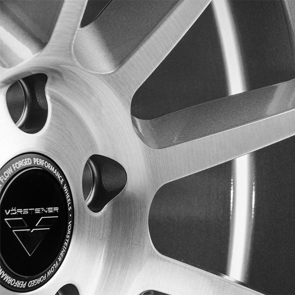 VORSTEINER V-FF 102 Brushed Aluminium