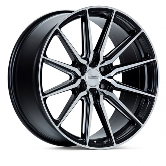 VOSSEN - HF6-1 Brushed Matte Black
