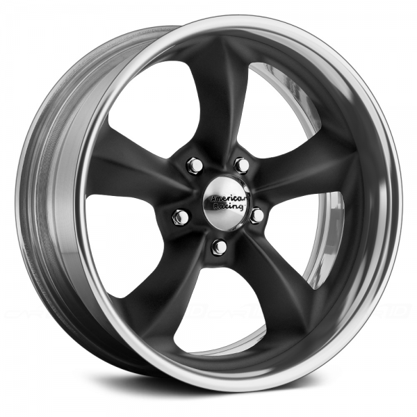 AMERICAN RACING VNB425 Polished with Black Center