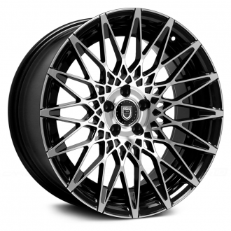LEXANI - CSS-16 Gloss Black with Machined Face