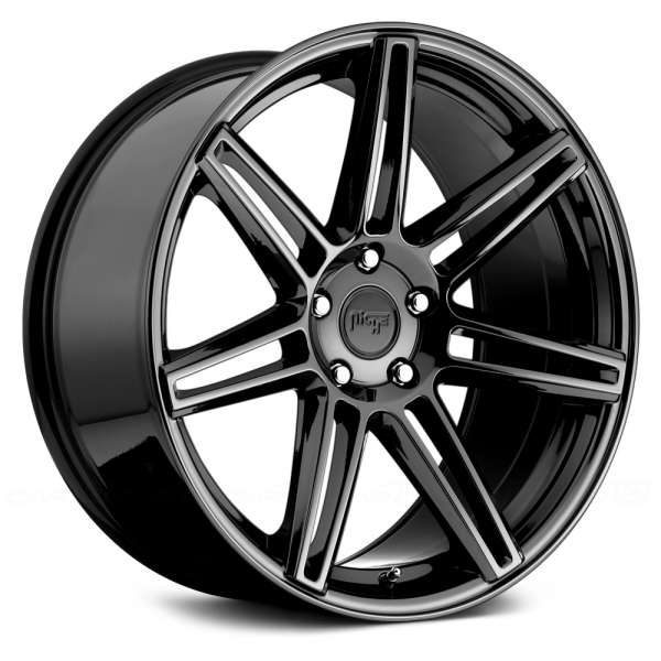 NICHE LUCERNE Black Chrome