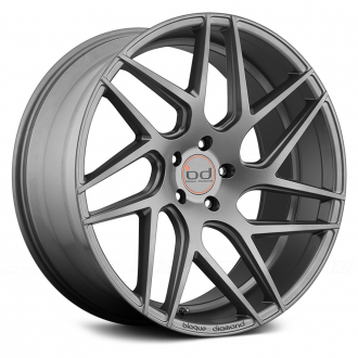 BLAQUE DIAMOND - BD-3 Matte Graphite