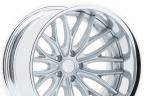 VOSSEN X WORK VWS-2 Matte Silver