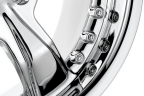 AMERICAN RACING RAZOR Chrome
