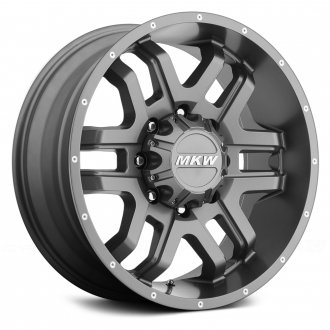 MKW OFF-ROAD - M93 Anthracite Gray